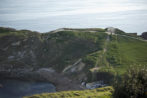 South West Costal Path (Lulworth Cove) - Copyright R.Weal 2009