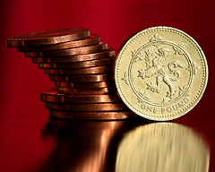 Look after the pennies and the pounds will loo...