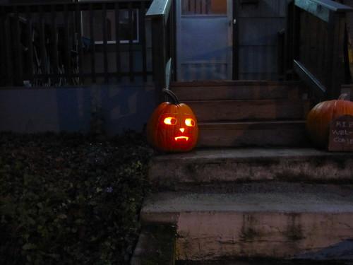 saddest pumpkin ever by ashleyg.