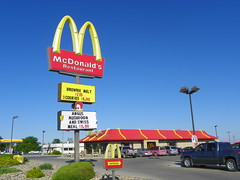 McDonald's of Winner (J. Stephen Conn) Tags: southdakota mcdonalds sd winner tripcounty