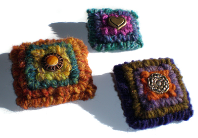 Wool Pins