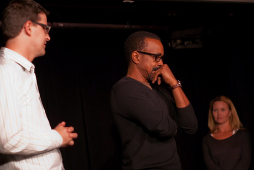 Tim Meadows & Friends at Comedy Bar, Toronto.  Photo by Sharilyn Johnson