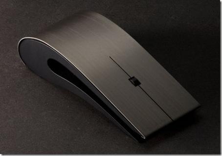 Titanium Computer Mouse 3