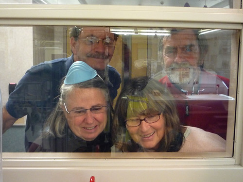 All four grandparents in One NICU window