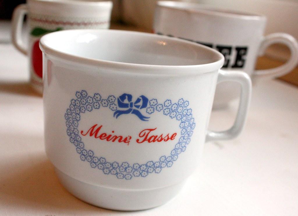 Meine Tasse