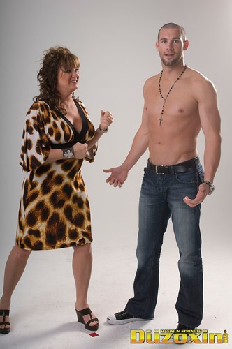 Jeana Keough and Shane Keough Duzoxin Photo Shoot