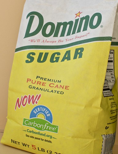 Carbon free sugar!