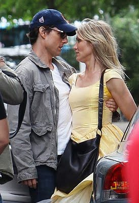 Tom and Cameron Diaz Together Upcoming Knight and Day Movie by wittyalexgirl