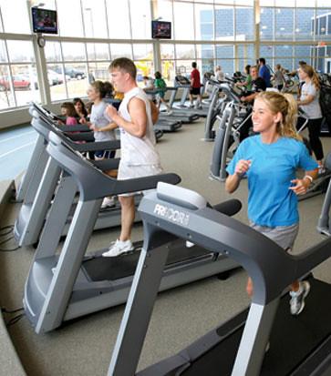 Sanford Wellness Center Conditioning