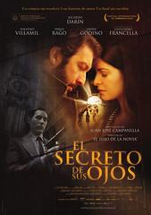 Poster El secreto de sus ojos