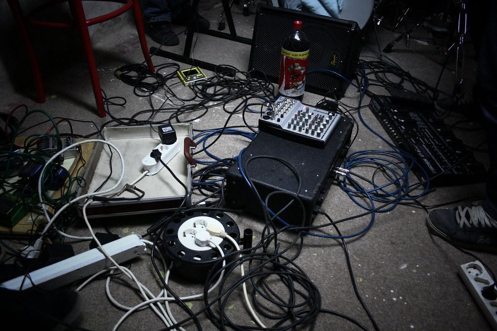 Eloize - Rehearsals at No.17