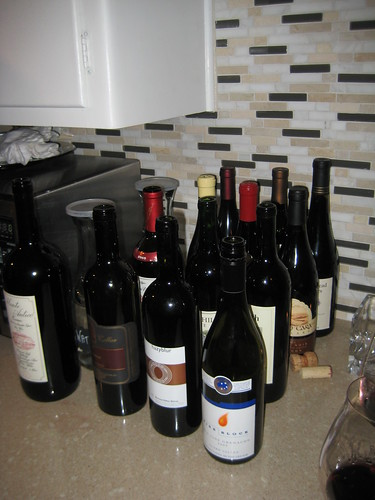 Wines at Thanksgiving