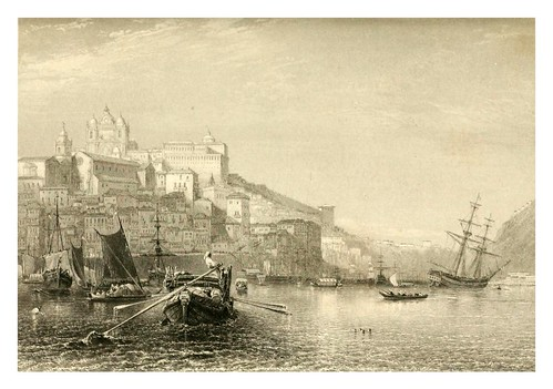 044-Oporto-The tourist in Portugal 1839- James Holland
