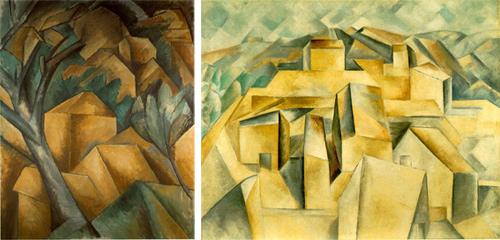 Braque y Picasso