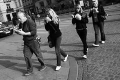(dirtyharrry) Tags: street blackandwhite bw blancoynegro 35mm canon blackwhite poland krakow dirty cracow dirtyharry nologos 5dmkii dirtyharrry nobanners