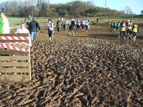 So much mud