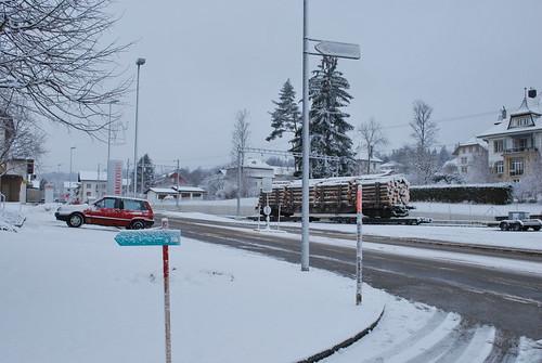Le retour de la neige