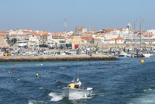 Peniche Portugal  city images : Promenade dans les rues de la ville de Peniche, Portugal