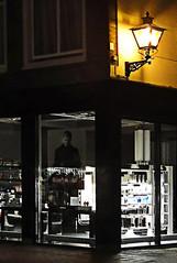 Everybody has a ghost... (>Lucia<) Tags: netherlands leiden nederland thenetherlands hairdresser kapper myhometown sjenkels