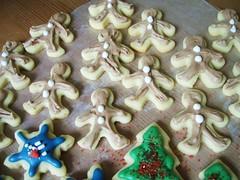 christmas sugar cookies - 22
