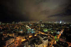 From The Night (Or Hiltch) Tags: night israel telaviv nightlights hdr thewhitecity orhiltch