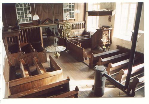 overzicht in de kerk