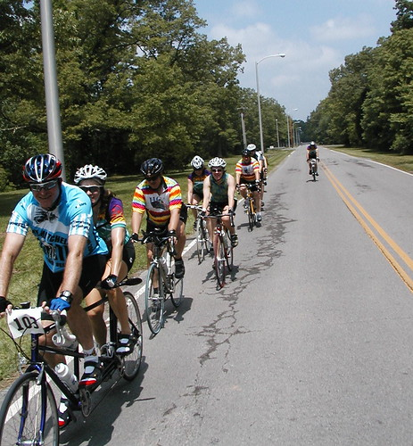 Bike Walk Tennessee advocates have worked hard for the progress made in their state.