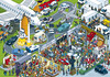 Top Gear Track and Studio from the book Where's Stig? - isometric pixel art by Rod Hunt (Rod Hunt Illustration) Tags: uk art cars car illustration digital book tv artist vectorart map drawing maps digitalart cartoon automotive bbc pixel pixelart tvshow illustrator drawn publishing vector supercar stig bestseller isometric dunsfold supercars hammerhead bestselling adobeillustrator whereswally topgear tvstudio whereswaldo jeremyclarkson followthrough richardhammond gambon digitalillustration vectorillustration thestig jamesmay bestsellingbook bbctopgear adobeilustrator starinareasonablypricedcar isometricillustration rodhunt topgearstudio blackstig bbcbooks isometricdrawing isometricillustrator pixelartist vectorartist illustratorcs4 insidethetopgearstudio whoisthestig topgeartrack isometricmap reliantshuttle wheresstig bbctvshow wheresthestig topgeardunsfold dunsfoldtrack isometricmaps isometricvectorart whereisthestig isometricpixelart isometricpixelartist cartooncityscape