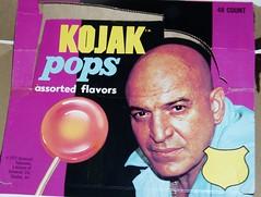 1975 Kojak Pops
