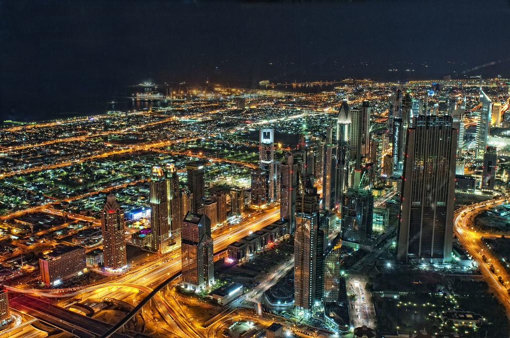'At The Top' of the Burj Khalifa