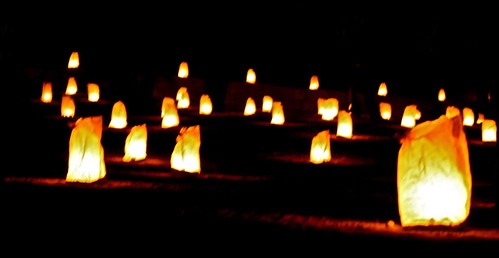 Jordan - Petra at Night - 10