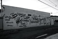 North Tulsa Gang Graffiti (AintTulsaGrand) Tags: building oklahoma wall graffiti paint tag north gang spray tulsa territory 918 sur13 northtulsa surx3