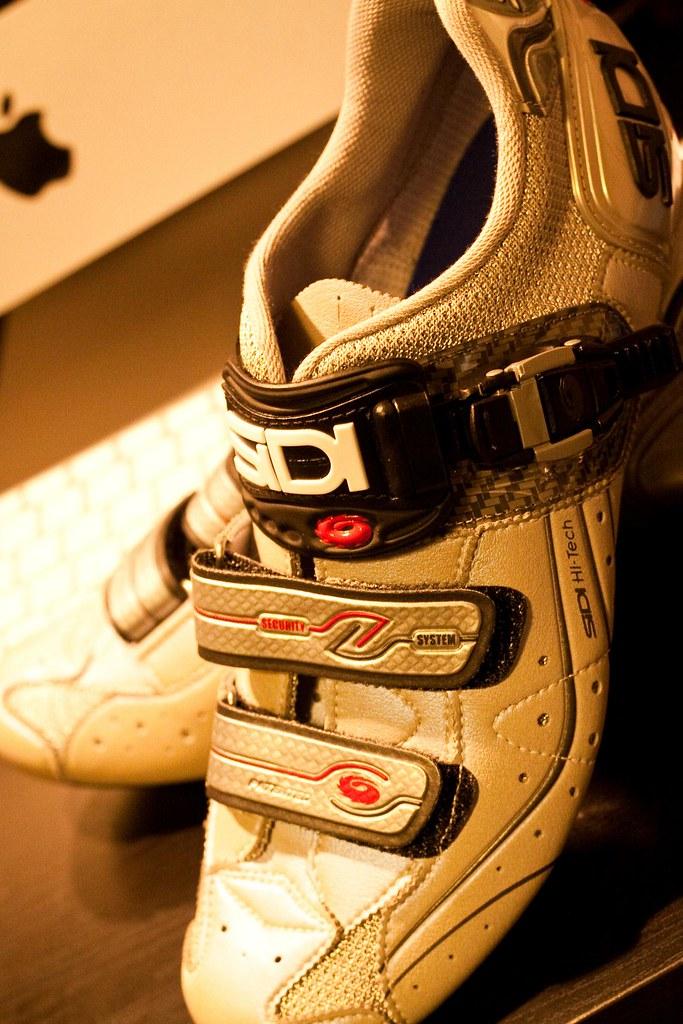 SIDI Genius 5.5 Carbon Composite Road Bike Shoes