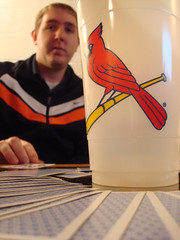 Circle of Death (laurainlow) Tags: game night cardgames drinkinggames circleofdeath stlouiscardinals kingcup