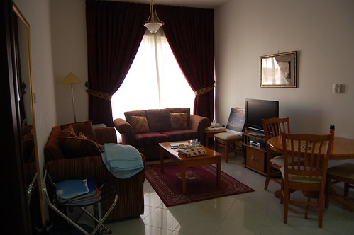 My new apartment