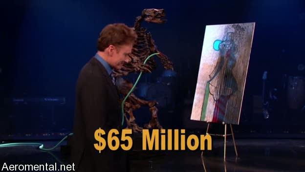 fossil sloth beluga caviar Picasso