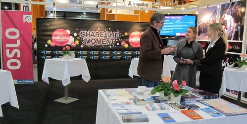 For Oslo Blog Gathering at Norway Travel Fair #2
