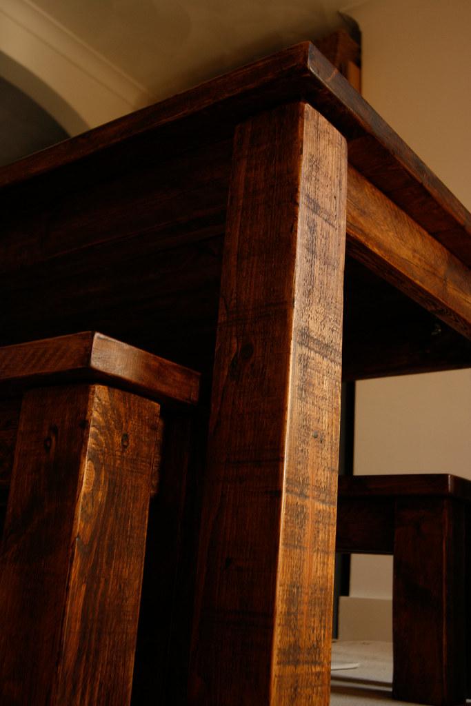Legs :: New farmhouse table #05