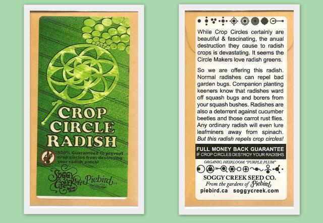 Crop Circle Radish Seeds