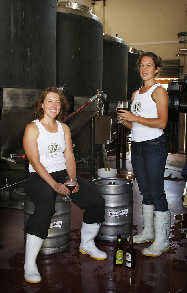 Bike and Brew duo make local news!