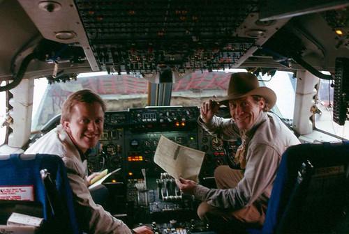 Cockpit Mac