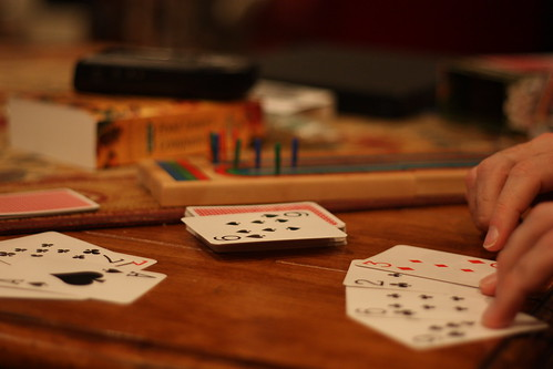 Cribbage Day (Project 365)