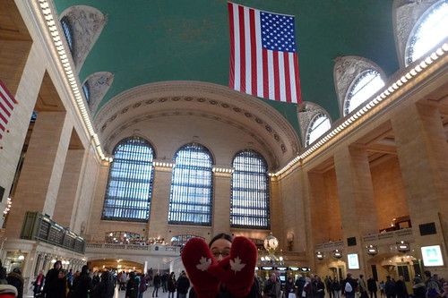 mittens at grand central