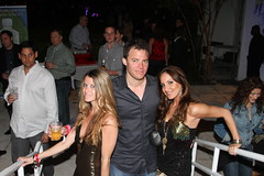 Playboy Super Bowl Party in Miami Beach, Florida (kjdrill) Tags: world travel party usa beach sports hotel football championship florida miami week superbowl southbeach blackeyedpeas 979 sagamore playboyparty