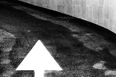 (Hidetora) Tags: urban blackandwhite bw white abstract black detail sign architecture grey pattern grigio geometry parking bn dettagli astratto bianco nero minimalist architettura bianconero biancoenero parcheggio astratta geometrie minimalista d300 urbanfragments urbani hidetora