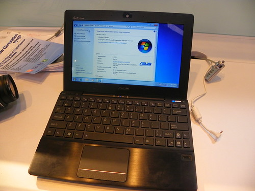 ASUS Eee PC 1018P