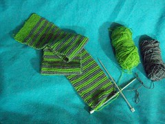 jon's drunk scarf is coming along nicely (CrazyHatSociety) Tags: silly cute scarf penis toys hilarious stuffed knitting funny cosplay handmade crafts crochet arts adorable hats homemade etsy grenade crafting owls geekery awesomeness alternatedecision redheartyarn loomknitting ravelry crazyhatsociety