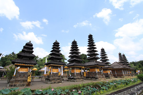 Mengwi Temple Towers