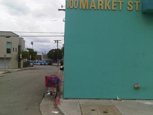 LA urban iditarod 2010