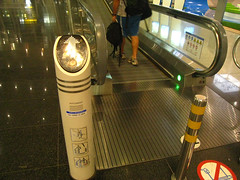 Eco-Friendly Escalators